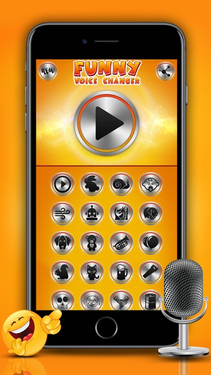 Funny Voice Changer Prank Sound Modifier & Effects