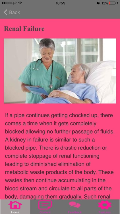 Symptoms Of Renal Failure screenshot-3
