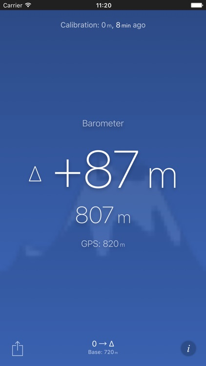 Altimeter (Barometer) screenshot-3