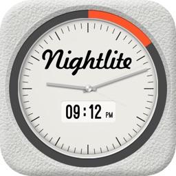 Nightlite - Night Light, Night Stand, Alarm Clock