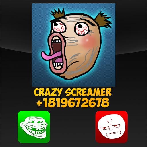 Fake Call Troll Face Joke iOS App