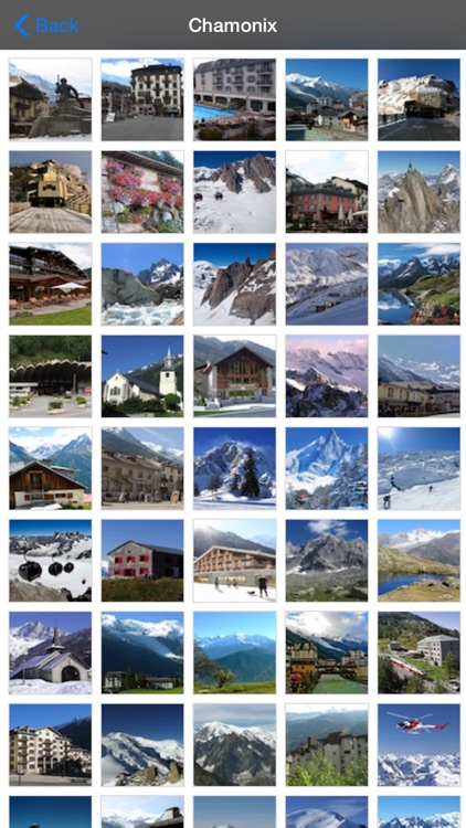Chamonix-Mont-Blanc Offline Map Travel Guide screenshot-4