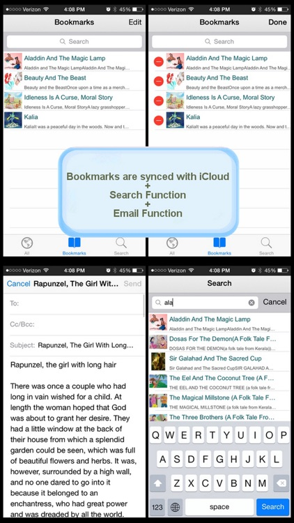 Bedtime Stories for Kids Plus+ screenshot-4