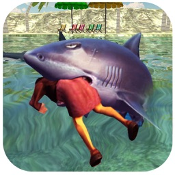 Angry Shark Attack Simulator 3D - Wild Hunter