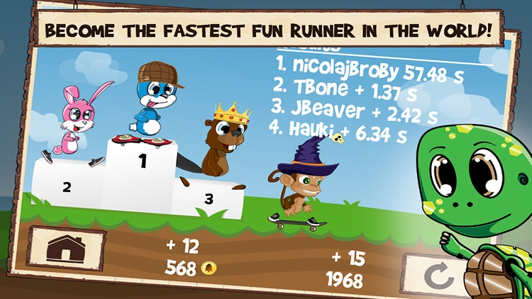 Fun Run - Multiplayer Race screenshot-4