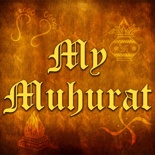 my Muhurat