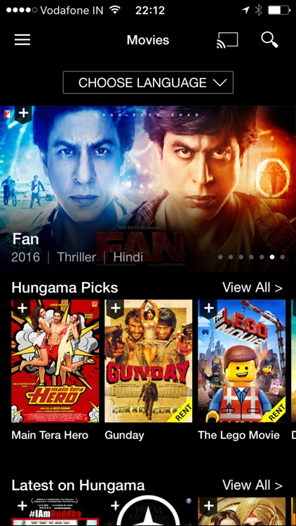 Hungama Play - Movies, TV Shows & Kids