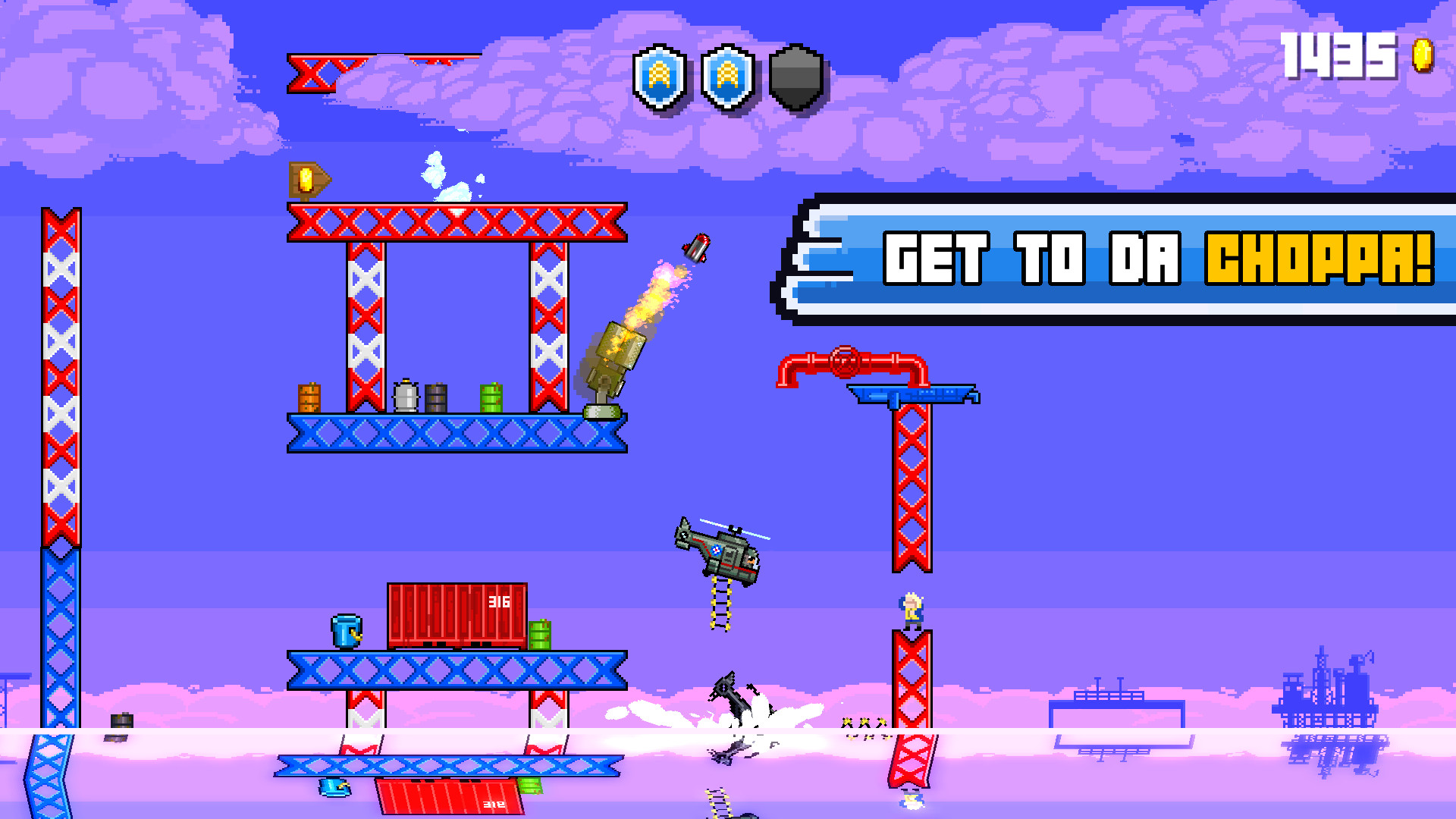 Choppa screenshot 15