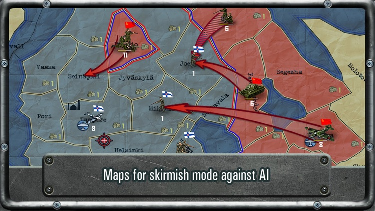 Strategy & Tactics: World War II screenshot-4