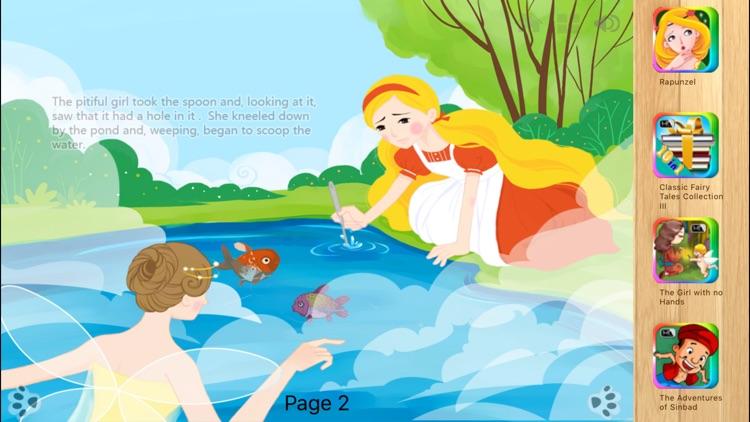 The True Bride Bedtime Fairy Tale iBigToy