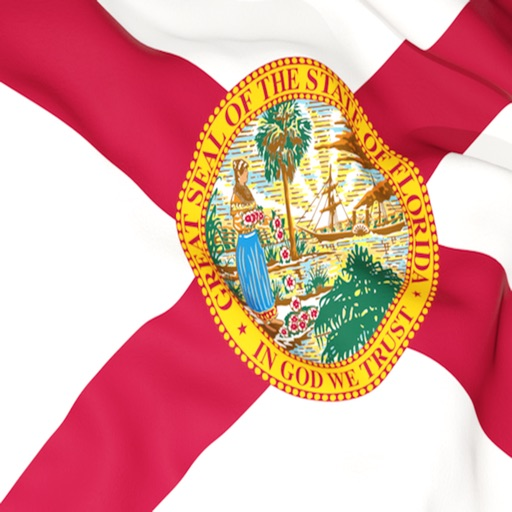 Florida Flag Stickers