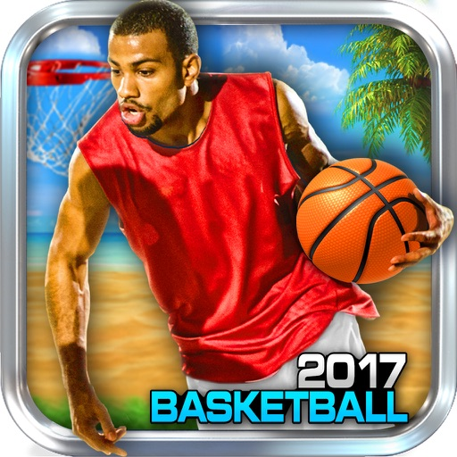 Beach Basketball 2k17: NBA slam dunk hoops trainer