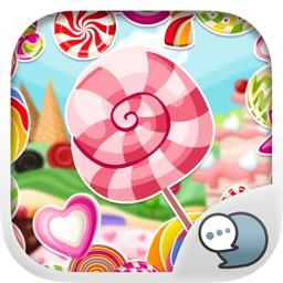 Candy Emoji Stickers Keyboard Themes ChatStick