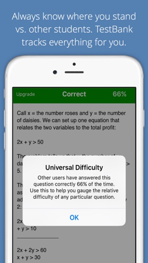 Gre Testbank By Allen Prep On The App Store