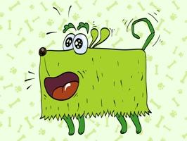 Funny Dog Stickers Vol 01