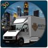 货运拖车的卡车模拟器 - 驱动送货车