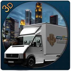 Cargo Trailer Truck Simulator – Drive delivery van App Data