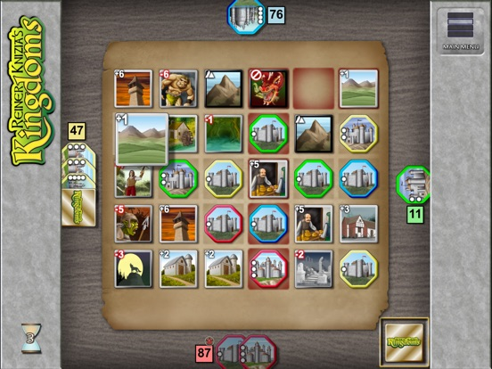 Board Game Reiner Knizia's Kingdoms For iOS Reaches Lowest Price In Three Months