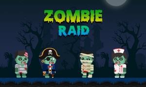 Spooky Zombie Raid