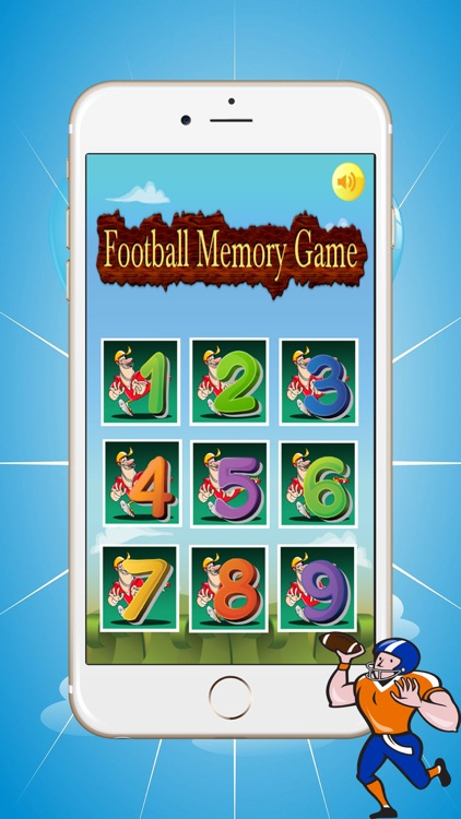 Football Memory Games For Adults