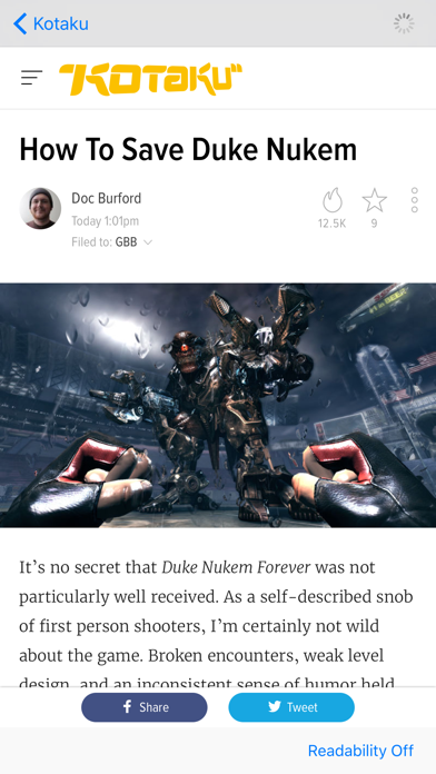 Gaming News & Reviews screenshot two