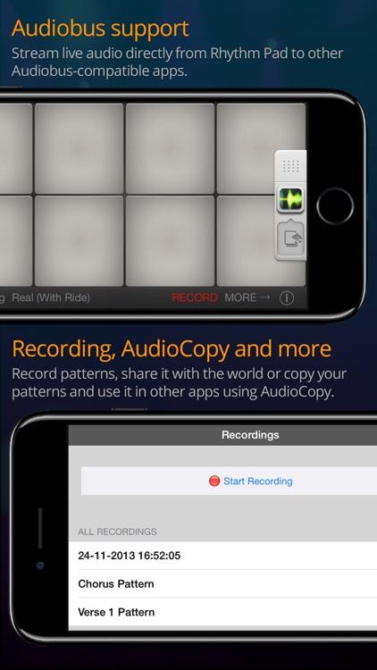 Rhythm Pad – Play Drums, Record and Make Beats screenshot-3