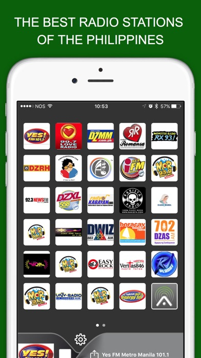 Radio Philippines - Free AM FM Radyo Pinoy for Windows