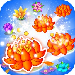 Flower Garden Match-3