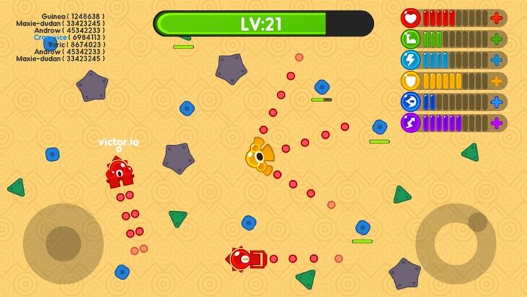 Super Tank.io - Free Tank war Online games