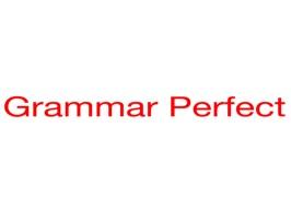 Grammar Perfect