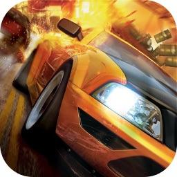 Crime Car Riot: Best Gun Shoot Racing Games