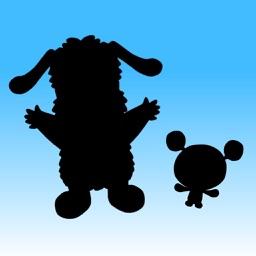 Who's The Shadow for Inai Inai Baa! (Peek-a-boo)