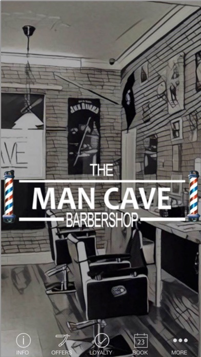 The Mancave Barbershop