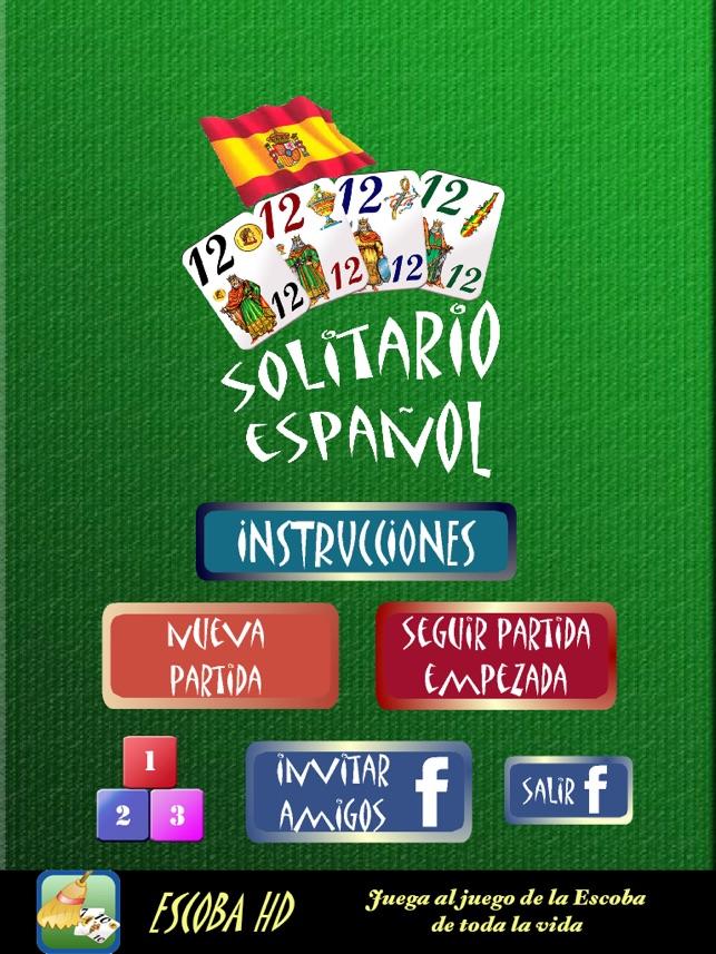 Solitario Espanol En App Store