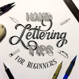 Hand Lettering for Beginners-Creative Guide