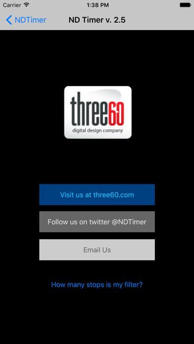 Ndtimer review screenshots