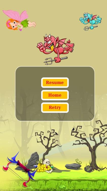 Devil Shooting - kill six! shooting games for Free screenshot-4
