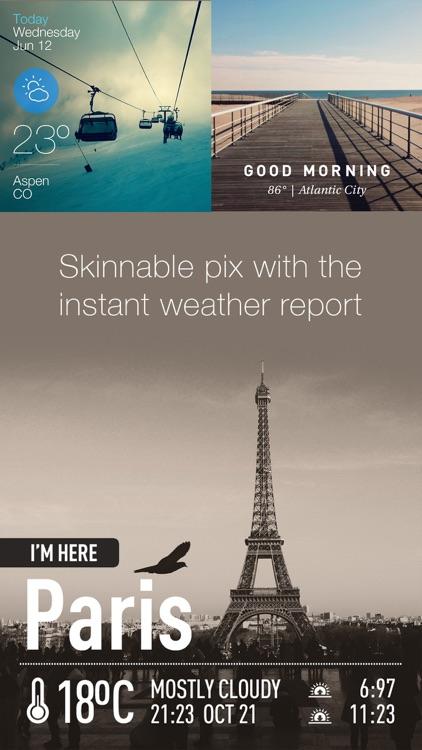 Pro Weathershot by Instaweather screenshot-3