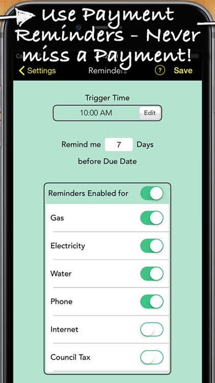 Bill Assistant Pro - Tracker & Reminder
