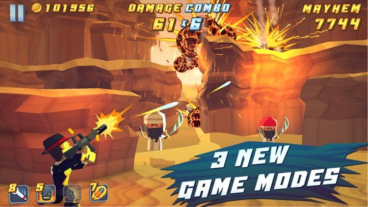 Major Mayhem screenshot-3
