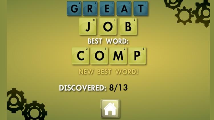 Word Grinder screenshot-4