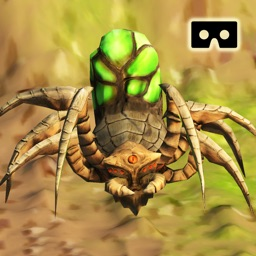 Spiders Shooting - VR/AR
