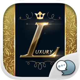 Luxury Emoji Stickers Keyboard Themes ChatStick