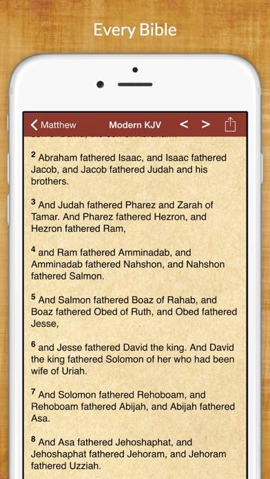 4001 Bible Dictionary review screenshots