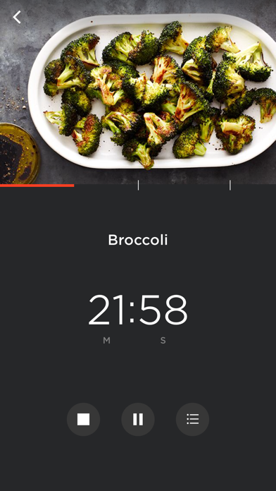 Screenshot 4 for Epicurious's iPhone app'