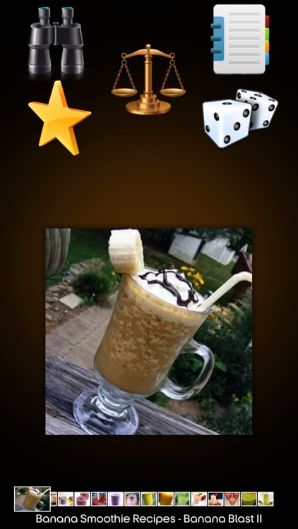Smoothie Recipes Info Kit screenshot-4