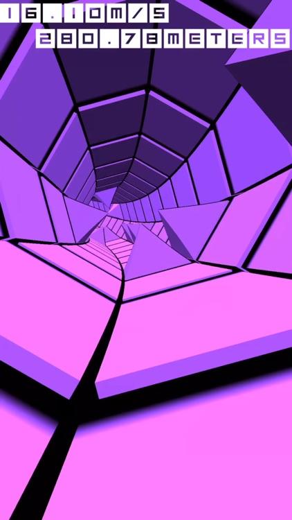 Inside The Tube - Tunnel Rush Madness screenshot-4