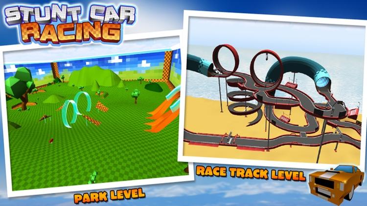 Stunt Car Racing Premium screenshot-3