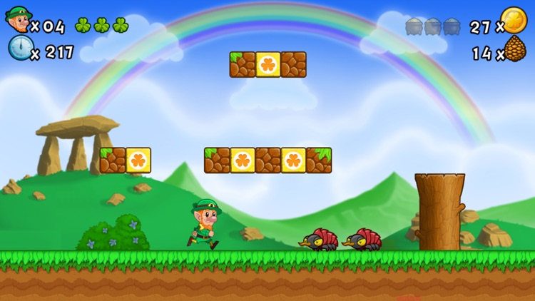 Lep's World 2 - Jumping Game screenshot-0