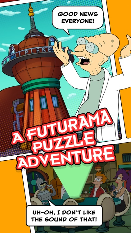 Futurama: Game of Drones screenshot-1